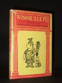Winnie Ille Pu by A.A. Milne / E.H. Shephard (Illust.) / Alexander Lenard (Trans.) - Hardcover - 8th Impression  - 1961 - from Tarrington Books and Biblio.com