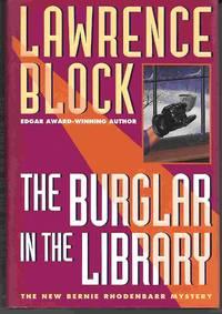image of THE BURGLAR IN THE LIBRARY :  A Bernie Rhodenbarr Mystery
