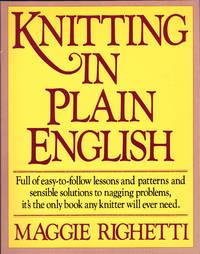 image of KNITTING IN PLAIN ENGLISH