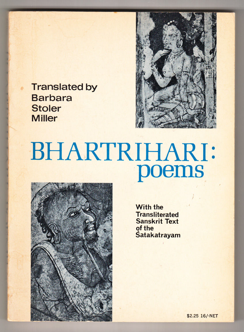 The Hermit and the Love-Thief: Sanskrit Poems of Bhartrihari and Bilhana