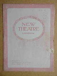 Monica's Blue Boy By Arthur Pinero & Frederic Cowen Followed By Belinda By A. A. Milne. Theatre Programme.