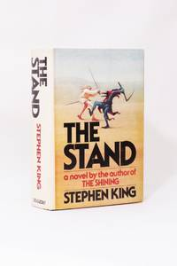 The Stand by Stephen King - 1st Edition - 1978 - from Hyraxia and Biblio.com
