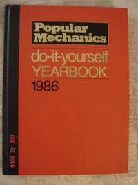 image of Popular Mechanics - Do-It-Yourself - Yearbook 1986
