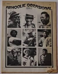 Arhoolie Occasional, Number 1, 1971
