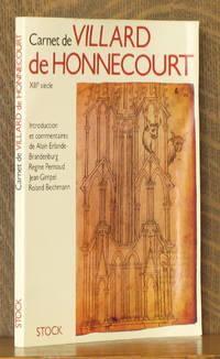 CARNET DE VILLARD DE HONNECOURT XIIIe SIECLE