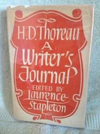 image of H. D. Thoreau: A Writer's Journal