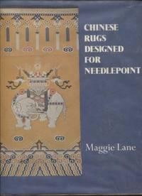 image of Chinese Rugs Designed for Needlepoint