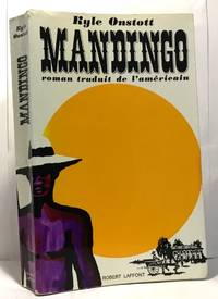Mandingo by Onstott Kyle - 1964 - from crealivres and Biblio.com