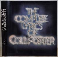 THE COMPLETE LYRICS OF COLE PORTER.