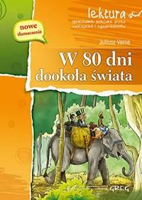W 80 dni dooko?a ?wiata (LEKTURA Z OPRACOWANIEM) by  Juliusz Verne - Paperback - from World of Books Ltd (SKU: GOR011126489)