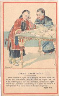 Carre Casse-Tete