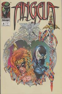 image of ANGELA  (1995) #2 Does Not Include Pinup.