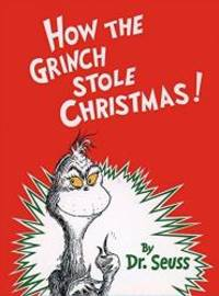 image of How the Grinch Stole Christmas!: Mini Edition (Dr Seuss Miniature Edition)