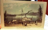 image of NELSONS' GUIDE TO LAKE GEORGE AND LAKE CHAMPLAIN, WITH OIL-COLOUR VIEWS DRAWN FROM PHOTOGRAPHS TAKEN EXPRESSLY FOR THIS WORK