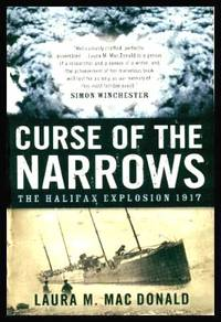 image of CURSE OF THE NARROWS - The Halifax Explosion in 1917