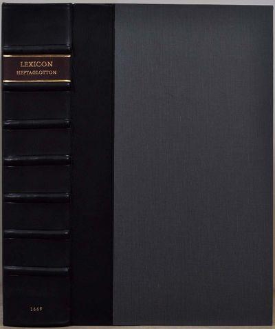 Londini : Thomas Roycroft, 1669. Book. Very good+ condition. Hardcover. First Edition. Folio - over ...