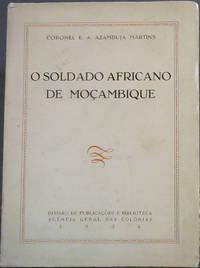 image of O Soldado Africano de Mocambique
