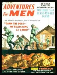 ADVENTURES FOR MEN - Volume 5, number 2 - August 1959
