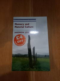 Memory And Material Culture