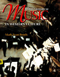image of A History of Music in Western Culture