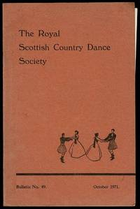 image of The Royal Scottish Country Dance Society Bulletin No. 49 October 1971