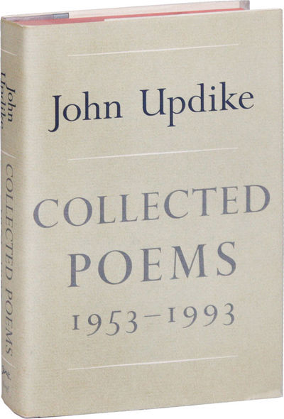 New York: Alfred A. Knopf, 1993. First Edition. First Printing. Signed on ffep. Octavo (22cm); grey ...
