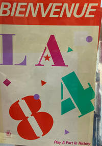 image of Bienvenue LA '84: Play a Part in History; and, Mary Lou Retton Wheaties 1984 (COLLECTION OF 2 OLYMPICS POSTERS)