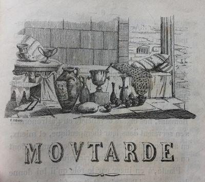 Essai sur l�histoire de la moutarde...
