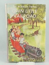The Bobbsey Twins Own Little Railroad