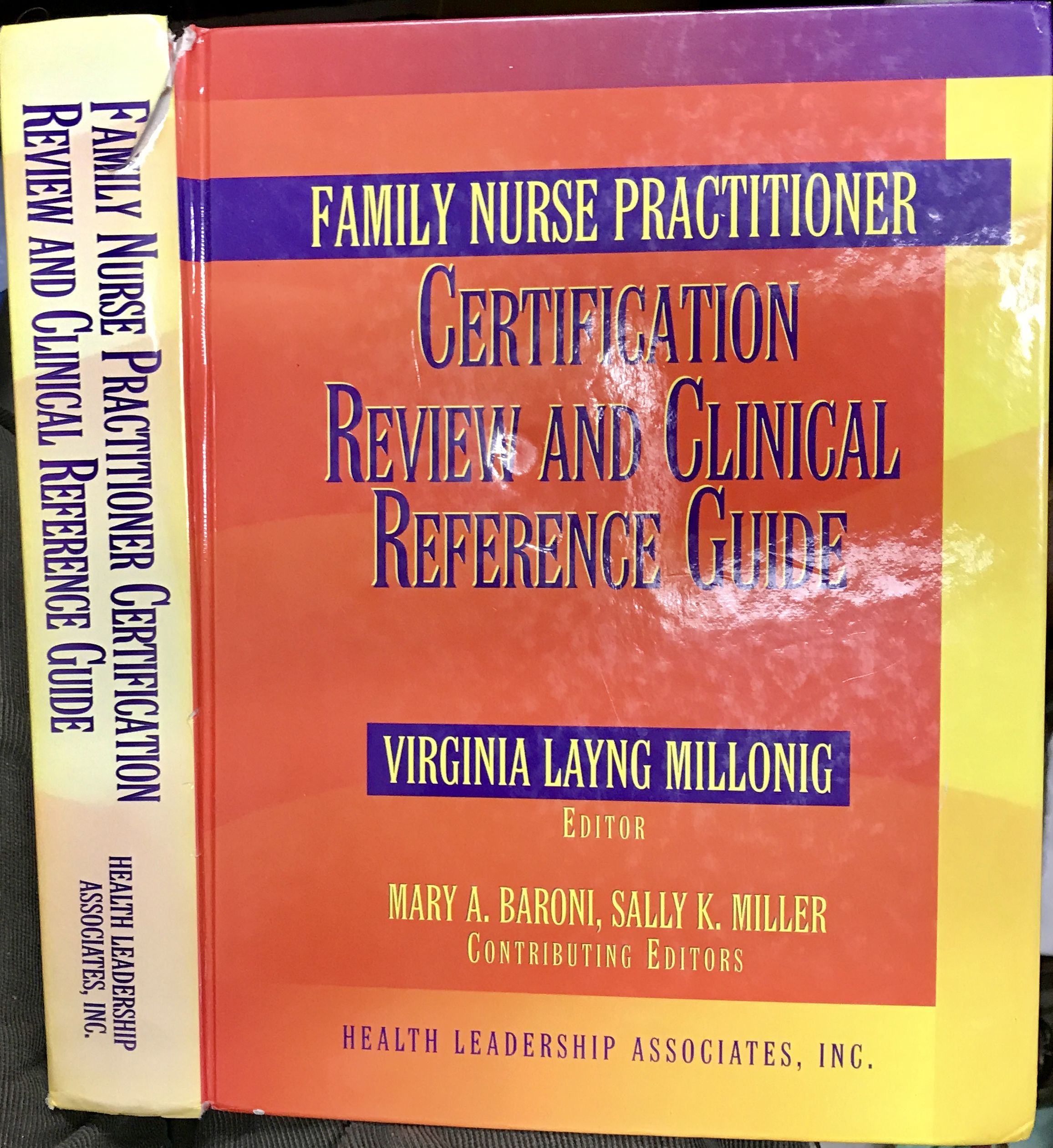 Family Nurse Practitioner Certification Review And Clinical