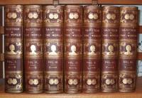 A Gazetteer of the World, or Dictionary of Geographical Knowledge, Compiled from the Most Recent Authorities , and Forming a Complete Body of Modern Geography, Physical, Political, Statistical, Historical, and Ethnographical [ 7 Volumes Leather Bindings ]