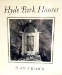 image of Hyde Park Houses: An Informal History 1856-1910