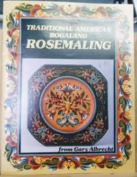 Traditional American Rogaland Rosemaling