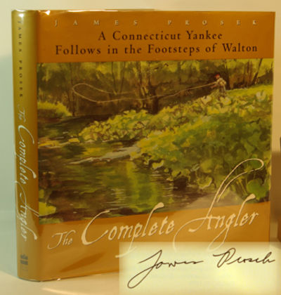 Abaa The Complete Angler A Connecticut Yankee Follows In The