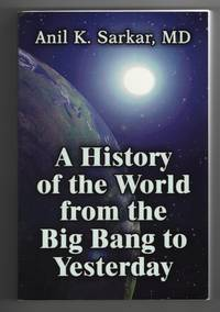 image of A History of the World from the Big Bang to Yesterday