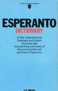 Esperanto Dictionary (Teach Yourself)