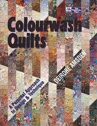 image of Colourwash Quilts:  A Personal Approach to Design & Technique