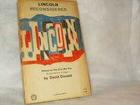 Lincoln Reconsidered [Paperback]