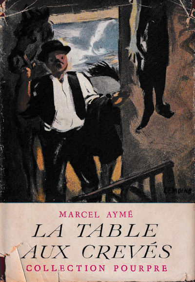 Paris: Gallimard, 1929. Hardcover. Very good. 255 pp. Edge chips and wear to the dust jacket, pen ma...