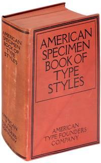 American Specimen Book of Type Styles