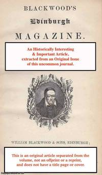M. Athanase Cocquerel: The views of a French Protestant cleric. A rare original article from the...