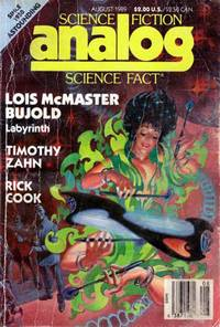 Analog Science Fiction/Science Fact: August 1989