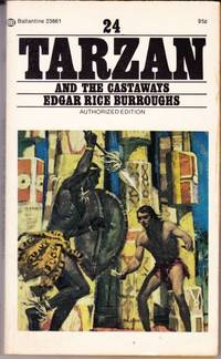 image of Tarzan and the Castaways (Series: Tarzan 24.)