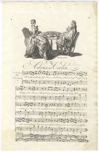 Advice to Caelia. Set by Mr. Stanley. Plate 50 from George Bickham's The Musical Entertainer