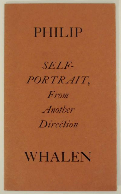 San Francisco, CA: Auerhahn Press, 1959. First edition. Softcover. A long poem printed on a single f...