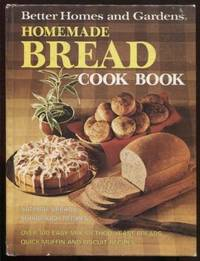image of Better Homes and Gardens Homemade Bread Cook Book