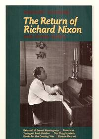 image of THE RETURN OF RICHARD NIXON AND OTHER ESSAYS