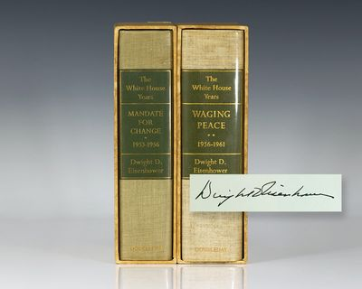 Garden City, NY: Doubleday and Company, 1963-65. Signed limited first editions, each one of 1500 cop...