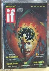 If --Worlds of Science Fiction; May-June 1970, Volume 20, Number 5 by Ejler Jakobsson -- Editor - Paperback - First Edition - 1970 - from Syber's Books ABN 15 100 960 047 (SKU: 0110102)