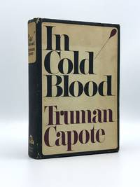 In Cold Blood by  Truman CAPOTE - First edition, first printing - 1965 - from Riverrun Books & Manuscripts (SKU: 402179)